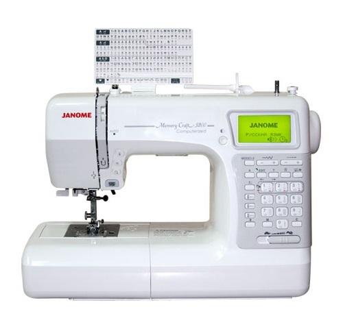 швейная машинка Janome 900 Spm инструкция - фото 4