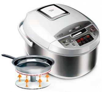 Мультиварка REDMOND MasterFry FM4520 со сковородой