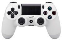 ������� SONY DualShock 4 ��� PS4 White (CUH-ZCT1E)