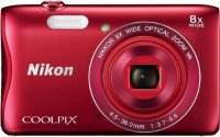 �������� ����������� NIKON Coolpix S3700 Red