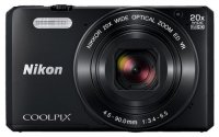 �������� ����������� NIKON Coolpix S7000 Black
