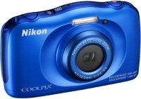 �������� ����������� NIKON Coolpix S33 Blue