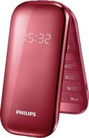 ��������� ������� PHILIPS E320 Red