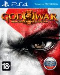 ���� ��� PS4 SCEE God of War 3. ����������� ������
