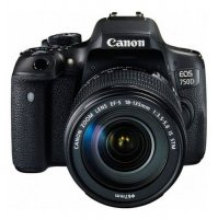 ���������� ����������� CANON EOS 750D Kit 18-135 IS