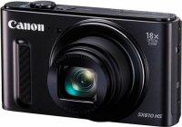 �������� ����������� CANON PowerShot SX610 HS Black