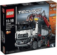 ����������� LEGO Technic 42043: Mercedes-Benz Arocs 3246
