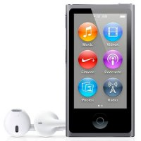 MP3-����� APPLE iPod Nano 16Gb Space Gray (ME971RU/A)