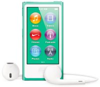 MP3-����� APPLE iPod Nano 16Gb Green (MD478RU/A)