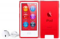 MP3-����� APPLE iPod Nano 16Gb Red (MD744RU/A)