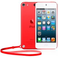 MP3-����� APPLE iPod Touch 32Gb Red (MD749RU/A)