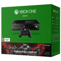 ������� ��������� MICROSOFT Xbox One 500Gb + Gears of War: Ultimate Edition