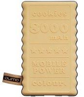 ������� ����������� QUMO PowerAid Biscuit 8000 mAh