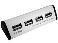 ��� QUMO QH400 USB 2.0-OTG Black/White