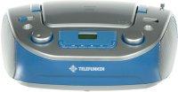 ��������� TELEFUNKEN TF-CSRP3481 Blue/Gray