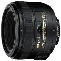 �������� NIKON AF-S Nikkor 50mm f/1.4G (JAA014DA)