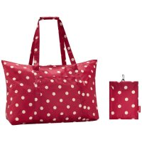 ����� �������� REISENTHEL Mini maxi travelbag, ruby dots (AG3014)