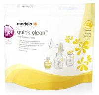 ������ ��� ������������ � ������������� ���� MEDELA Quick Clean, 5 ��. (008.0065)