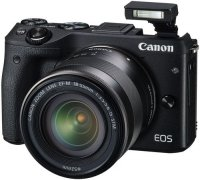 ��������� ����������� CANON EOS M3 EF-M 18-55mm f3.5-5.6 IS STM