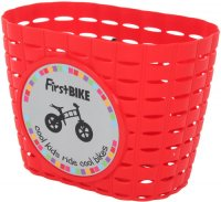 ������� ��� �������� FIRSTBIKE Basket Red