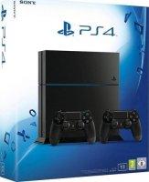 ������� ��������� SONY PlayStation 4 1Tb (CUH-1208B) + �������������� ������� Dualshock 4