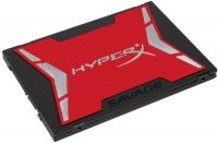 SSD-���������� KINGSTON HyperX Savage 120Gb (SHSS37A/120G)