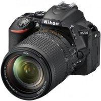 ���������� ����������� NIKON D5500 18-140 VR Black