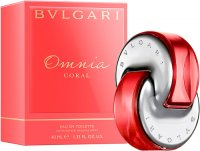 ��������� ���� BVLGARI Omnia Coral, 40 ��