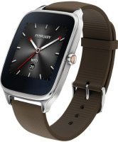����� ���� ASUS ZenWatch 2 WI501Q Silver Brown