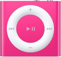 MP3-����� APPLE iPod Shuffle 2Gb Pink (MKM72RU/A)