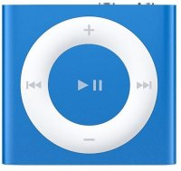 MP3-����� APPLE iPod Shuffle 2Gb Blue (MKME2RU/A)
