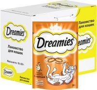 ����� ���� DREAMIES ������� ��������� c �������, 10�30 �