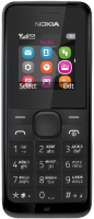 ��������� ������� NOKIA 105 DS Black
