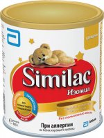 �������� ����� SIMILAC Isomil, 400 �