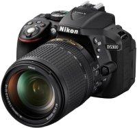 ���������� ����������� NIKON D5300 Kit 18-55mm VR AF-P Black
