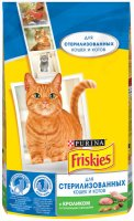 ����� ���� FRISKIES Sterilised ��� ��������������� ����� � �����, ������ � ��������� �������, 1,5 ��