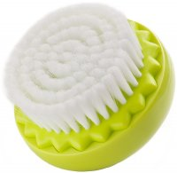 ������� �������� HAPPY BABY Hairbrush Lime, 17006