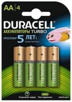 ����������� DURACELL HR6-4BL 2400mAh