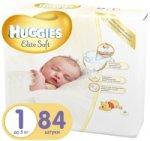 ���������� HUGGIES Elite Soft 1, �� 5 ��, 84 �� (9400842)