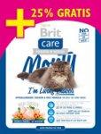 ����� ���� BRIT Care Cat Monty Indoor ��� �����, ������� � ��������, 400 � + 25%