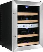 Двухкамерный холодильник CASO