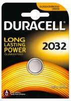 ��������� DURACELL DL2032
