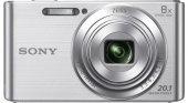 Цифровой фотоаппарат Sony Cyber-shot DSC-W830 Silver