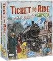 Настольная игра Hobby World Ticket to Ride: Европа Третье издание