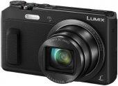 Цифровой фотоаппарат Panasonic Lumix DMC-TZ57 Black