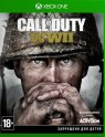 Игра для Xbox One Activision Call of Duty: WWII