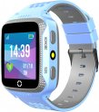 Детские умные часы Jet Kid Scout Light Blue/Grey