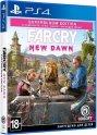 Игра для PS4 Ubisoft Far Cry: New Dawn. Superbloom Edition