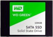 Твердотельный накопитель WD 120GB Green (WDS120G2G0A)