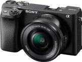 Системный фотоаппарат Sony A6400 + SEL-P1650 Black (ILCE-6400L/B)